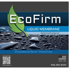 EcoFirm Liquid Membrane - 1 GAL