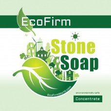 EcoFirm Stone Soap - 1 Gallon ready to use
