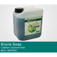EcoFirm Stone Soap 1Gal concentrate
