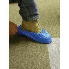 Pro Tect Plastic Shoe Booties – 50 pair 3 mil