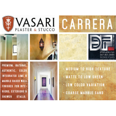 VASARI WET MIX CARRERA (5 Gallons)