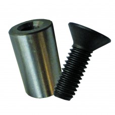 "1/2"" x 1"" SHEAR PIN & 1/4x20 SCREW COMBO (RAPTOR XTi/THE EDGE/THE BOSS/RASP/MIROIR)"
