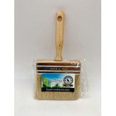 EcoFirm Tools block brushes (30x120) 90% bristle tops